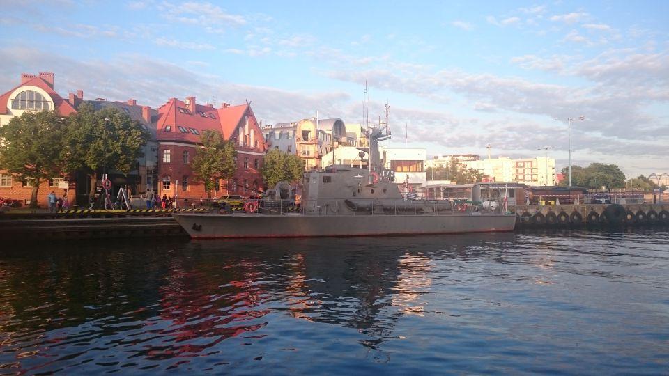 Morski port w Kołobrzegu 5