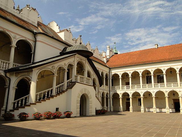 Renesansowy Zamek w Baranowie Sandomierskim 2