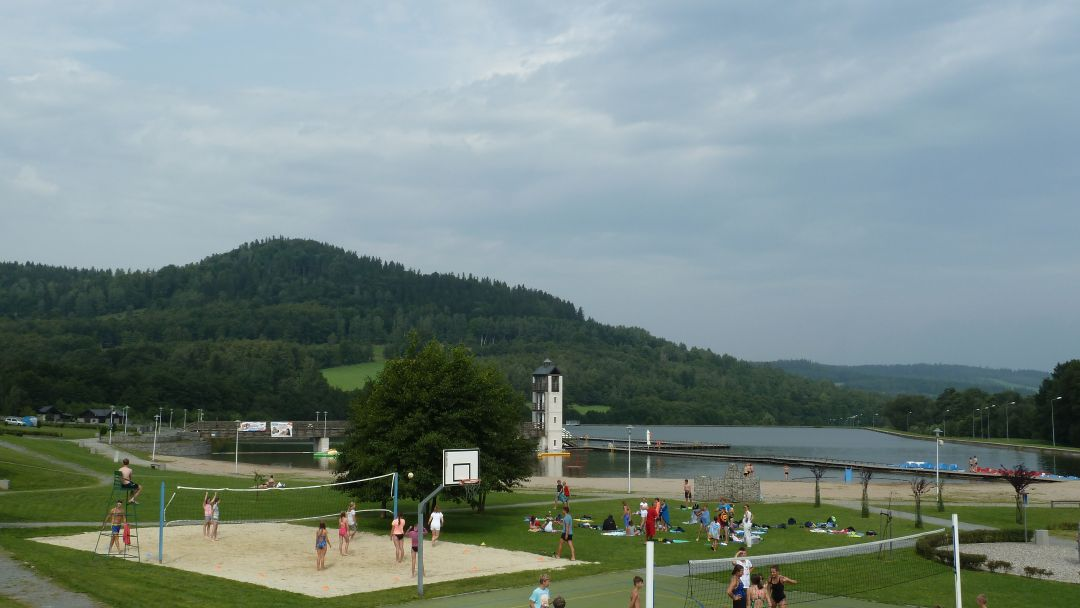 Zalew  Stara Morawa