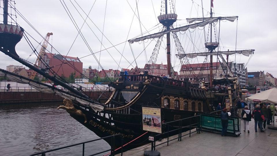 Rejs z Gdańska do Westerplatte