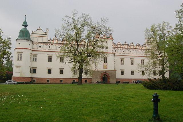 Renesansowy Zamek w Baranowie Sandomierskim