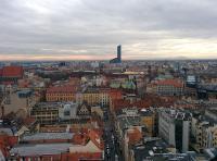 Sky Tower we Wrocławiu – najwyższy budynek w Polsce