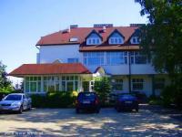 Hotelik Damroka  w Łebie